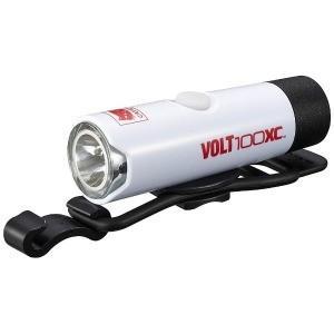キャットアイ ヘッドライト VOLT100XC HL−EL051RC(ホワイト)