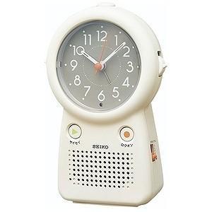 セイコー 録音再生機能つき目覚まし時計 EF506Cの関連商品1