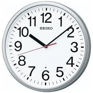 セイコー 電波掛け時計「スタンダードオフィスタイプ」 KX230S