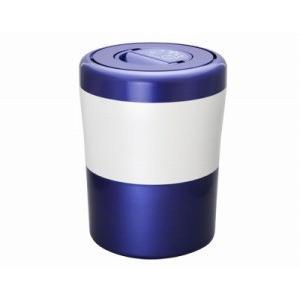 島産業 家庭用生ごみ減量乾燥機 パリパリキューブ ライト PCL31BWB ブルーストライプ