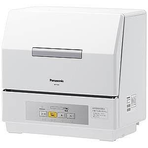 パナソニック 食器洗い乾燥機「プチ食洗」(3人用・食器点数18点) NP−TCR4−W (ホワイト)