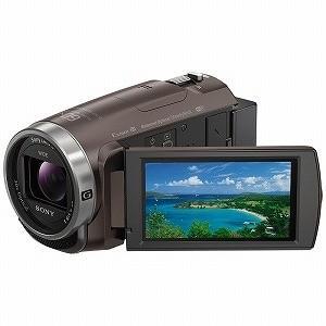 ソニー SONY 64GBメモリー内蔵 フルハイビジョンビデオカメラ HDR−CX680(TI)(ブ...