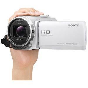 ソニー メモリースティックマイクロ/マイクロSD対応 64GBメモリー内蔵 フルハイビジョンビデオカメラ HDR−CX680(W)(ホワイト)|y-kojima|03