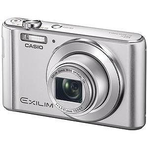 CASIO コンパクトデジタルカメラ EXILIM(エクシリム) EX−ZS240(シルバー)