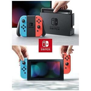 任天堂 ニンテンドースイッチ本体 Nintendo Switch Joy−Con(L) ネオンブルー/(R) ネオンレッド|y-kojima|02