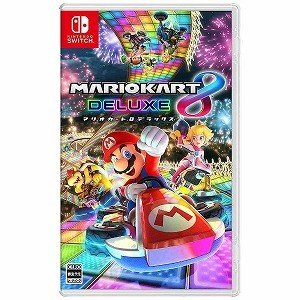 任天堂 Nintendo Switchソフト マリオカート8 デラックス|y-kojima