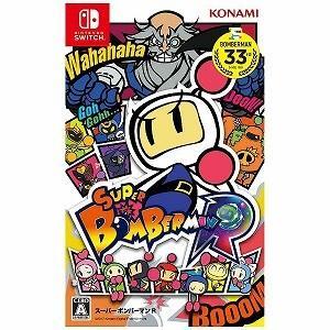 コナミデジタルエンタテインメント Nintendo Switchソフト SUPER BOMBERMAN R|y-kojima