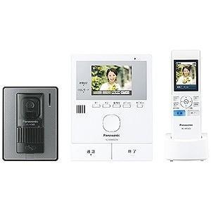 パナソニック ワイヤレスモニター付テレビドアホン 「どこでもドアホン」 VL−SWD220K|y-kojima