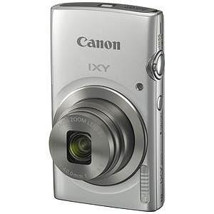Canon コンパクトデジタルカメラ IXY(イクシー) IXY200 (シルバー)