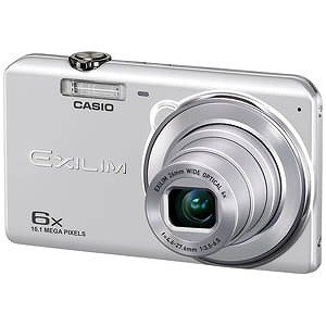 CASIO コンパクトデジタルカメラ EXILIM(エクシリ...