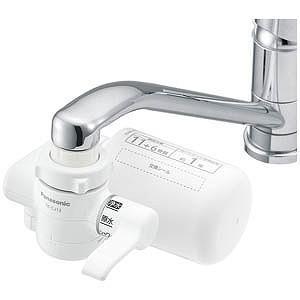 パナソニック 蛇口直結型浄水器 TK-CJ12-...の商品画像