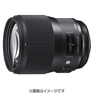 シグマ 交換レンズ 135mm F1.8 DG HSM Art 【ニコンFマウント】