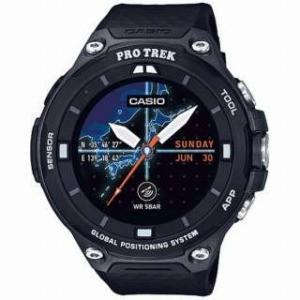 CASIO スマートウォッチ 「Smart Outdoor Watch PRO TREK Smart」 WSD−F20−BK (ブラック)|y-kojima