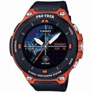 CASIO スマートウォッチ 「Smart Outdoor Watch PRO TREK Smart」 WSD−F20−RG (オレンジ)|y-kojima