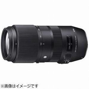 シグマ 一眼レフ用交換レンズ 100−400mm F5−6.3 DG OS HSM Contempo...