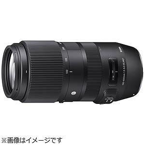 シグマ 100−400mm F5−6.3 DG OS HSM Contemporary【ニコンFマウ...
