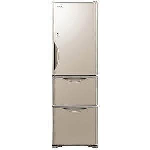 日立 3ドア冷蔵庫 [左開き](315L) R−S3200H...