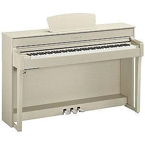 YAMAHA 電子ピアノ Clavinova(クラビノーバ) CLPシリーズ(88鍵盤/ホワイトアッシュ調) CLP−635WA(標準設置無料)|y-kojima