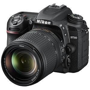 ニコン デジタル一眼レフカメラ D7500(18−140 VR レンズキット)