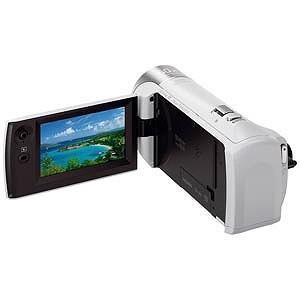 ソニー 32GBメモリー内蔵フルハイビジョンビデオカメラ HDR−CX470W (ホワイト)|y-kojima|02