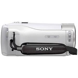 ソニー 32GBメモリー内蔵フルハイビジョンビデオカメラ HDR−CX470W (ホワイト)|y-kojima|03