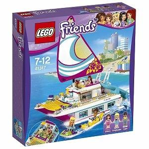 LEGO レゴブロック 41317 フレンズ ハートレイク ワクワクオーシャンクルーズ y-kojima