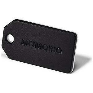 〔iOS/Androidアプリ〕 紛失防止タグ MAMORIO ブラック MAMORIO BLACK|y-kojima
