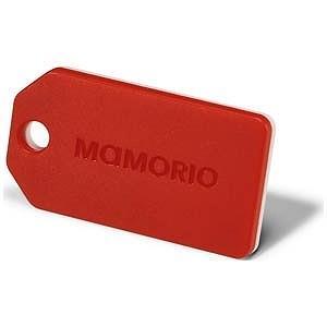 〔iOS/Androidアプリ〕 紛失防止タグ MAMORIO レッド MAMORIO RED|y-kojima