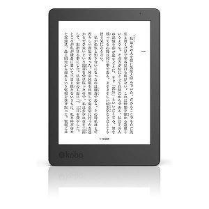楽天 電子書籍リーダー Kobo Aura Edition 2 N236−KJ−BK−S−EP