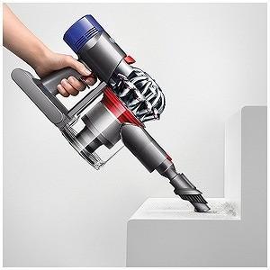 ダイソン 「国内正規品」 スティック型コードレスサイクロン式掃除機 「Dyson V8 Fluffy」 SV10‐FF2 イエロー y-kojima 02
