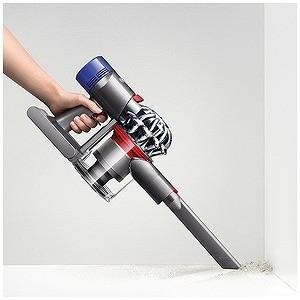 ダイソン 「国内正規品」 スティック型コードレスサイクロン式掃除機 「Dyson V8 Fluffy」 SV10‐FF2 イエロー y-kojima 03