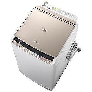 日立 洗濯乾燥機 (洗濯8.0kg/乾燥4.5kg)「ビート...