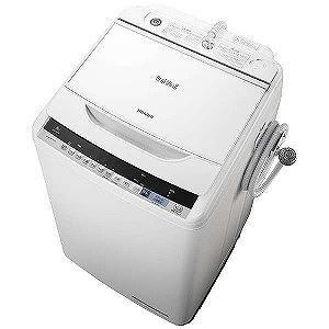 日立 全自動洗濯機 (洗濯8.0kg)「ビートウォッシュ」 ...