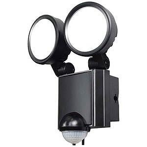 エルパ 「屋外用」コンセント式ELDセンサーライト ESL−SS802AC