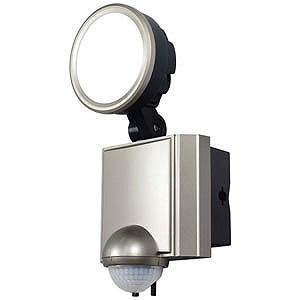 エルパ 「屋外用」コンセント式ELDセンサーライト ESL−SS1001AC