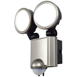 エルパ 「屋外用」コンセント式ELDセンサーライト ESL−SS1002AC