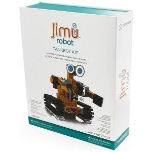 〔ロボットキット プログラミング学習:iOS/Android対応〕 Jimu robot TankBot Kit