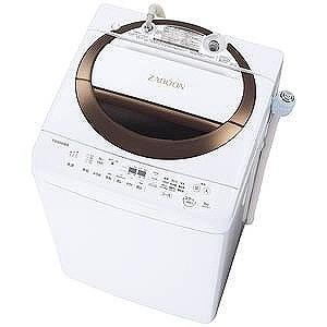 東芝 全自動洗濯機 (洗濯6.0kg) ZABOON AW−6D6−T ブラウン(標準設置無料)|y-kojima
