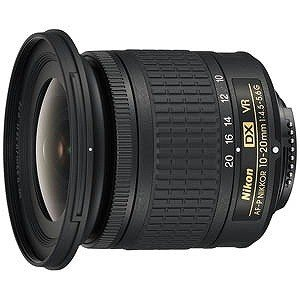 ニコン 交換レンズ 「ニコンFマウント」 AF−P DX NIKKOR 10−20mm f/4.5−...