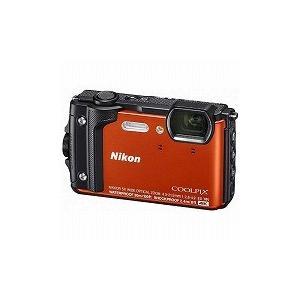 ニコン コンパクトデジタルカメラ COOLPIX(クールピクス) W300(オレンジ)|y-kojima