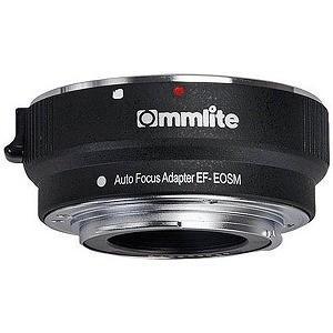 COMMLITE マウントアダプター (カメラ側:キヤノンEFマウント、レンズ側:キヤノンEF) C...