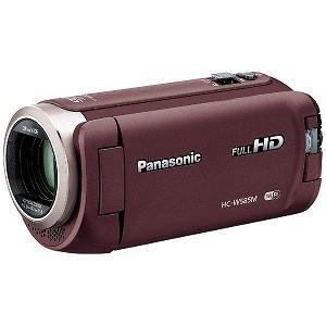 パナソニック SD対応 64GBメモリー内蔵フルハイビジョンビデオカメラ HC−W585M−T(ブラウン)|y-kojima