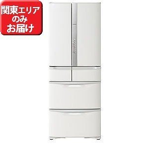 日立 6ドア冷蔵庫(475L・フレンチドア) R−F48M2...