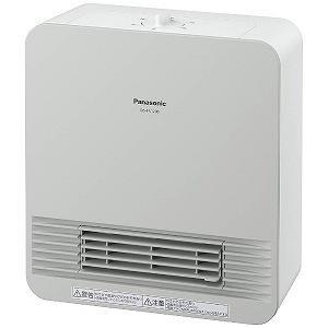 パナソニック Panasonic セラミックファンヒーター [1170W] DS−FN1200−W ホワイトの画像