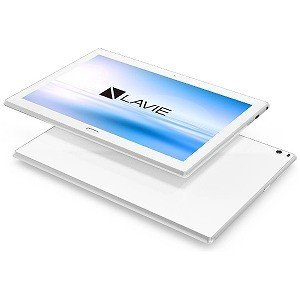 NEC Android 7.1タブレット LAVIE Tab E TE510/HAW PC−TE510HAW ホワイト