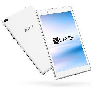 NEC Android 7.1タブレット LAVIE Tab E TE508/HAW PC−TE508HAW ホワイト