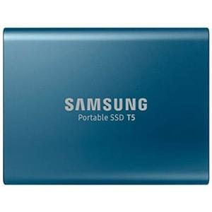 サムスン 外付けSSD T5シリーズ [ポータブル型 /500GB] MU−PA500B/IT