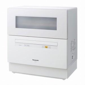 パナソニック 食器洗い乾燥機(5人用・食器点数40点) NP−TH1−W...