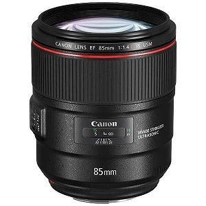 Canon 交換レンズ F1.4L IS USM【キヤノンEFマウント】 EF85mm