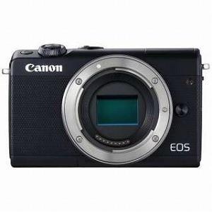 Canon EOS M100【ボディ(レンズ別売)】 (ブラ...